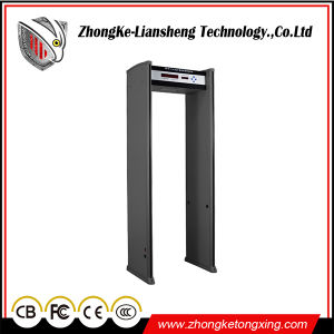 Highly Sensitive Door Frame Metal Detector in China pictures & photos