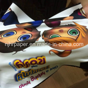 A3/A4 Sheet Size Inkjet PU Film T Shirt Heat Transfer Paper for Cotton T-Shirt