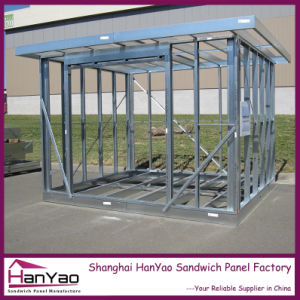 High Quality Steel Structure for Building House pictures & photos