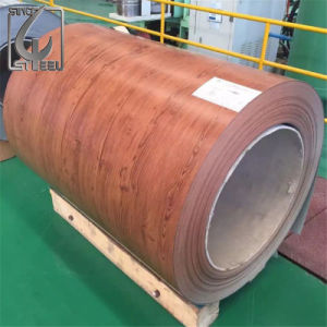 Prime Quality Pre-Painted Galvanized Zinc Coating Steel Coil PPGL pictures & photos