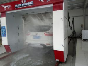 Semi-Automatic Touchless Car Wash Machine pictures & photos