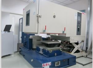 Temperature Humidity & Vibration Combined Test Machine / Environmental Test Chamber pictures & photos