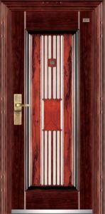 Heat Transfer Steel Door pictures & photos