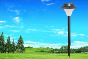 High Quality Glass 16 LED Outdoor Solar Garden Lighting pictures & photos