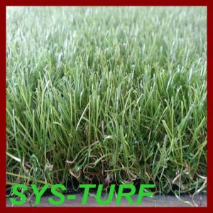 6 Dynamic Color Soft Artificial Grass for Children Playing Field pictures & photos
