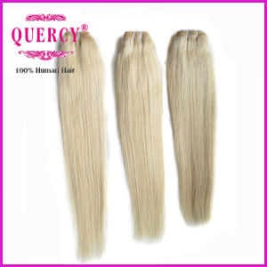 New Arrival #613 Blond Color 100% Human Brazilian Virgin Remy Straight Hair pictures & photos
