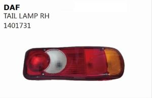 Hot Sale Daf Truck Parts Tail Lamp Rh 1401731