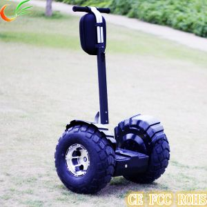 Electric Unicycle 2 Wheel for Tourist Airport Patrolling pictures & photos