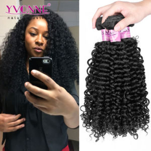 7A Unprocessed Virgin Hair Extension Brazilian Hair Weave pictures & photos