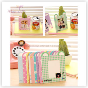 Promotion Gift Funny Handmade DIY Decorative Kraft Paper Photo Frame pictures & photos