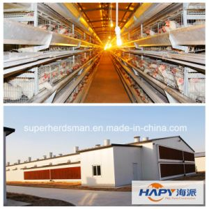 Steel Workshop in Farm Construction From Qingdao Hapy pictures & photos