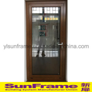 Aluminium Casement Door for House pictures & photos