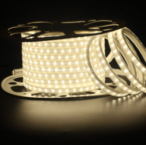 IP68 Salt Water Resistant -40~50degree Operation Temp LED Strip with TPU Material Cover pictures & photos