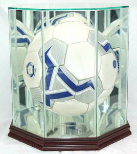 OEM New Design Acrylic Gift Ball Display Stands pictures & photos