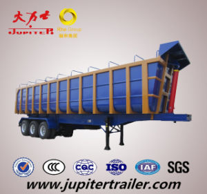 Mineral Usage Dump and Tipping Semi Trailer