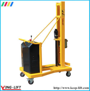 Steel&Plastic Drum Stacker with 1100mm Lifting Height Dt280 pictures & photos