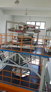 Level Rotary Traction System of The Machine in Hanshen Machinery pictures & photos