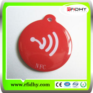 Mf/S20/S50/S70/Ultralight Customize Epoxy Cartoon NFC Tag pictures & photos