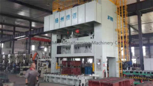 Power Punch Press Machine with CE Certification