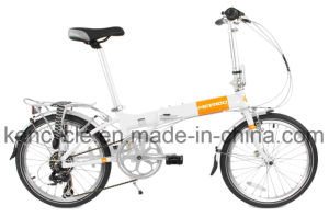 20 Inch Aluminum Material 7 Speed Folding Bike /High Quality Light Folding Bike pictures & photos