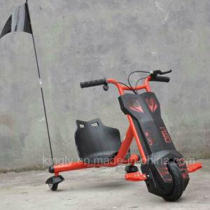2016 120W Kids Battery Drift Electric Bike (CK-03) pictures & photos