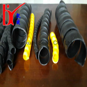 Spiral Protective Sleeve, Hydraulic Pipe Protection Cover pictures & photos