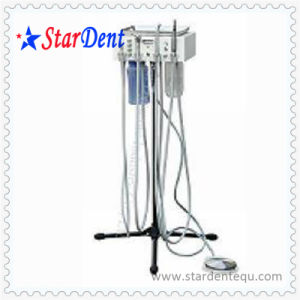 Simple Dental Unit Spare Part with Saliva Ejector and Handpiece pictures & photos