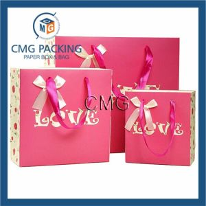 Luxury Laminationed Gift Bags Shopping Paper Bags pictures & photos