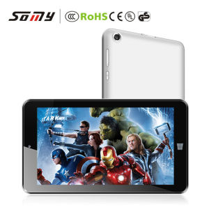 7′′ Intel Tablet PC with Win 8.1 & Android 4.4 (I07Z3) pictures & photos