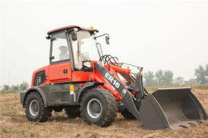 CE Er16 Mini Loader with Euroiii Engine/Grass Forks for Sale pictures & photos