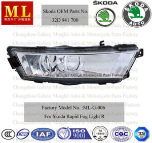 Fog Lamp for Skoda Rapid From 2012 (5JA941702) pictures & photos