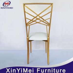 Wholesale Low Price Modern Iron Wedding Chiavari Chair for Hotel Events pictures & photos