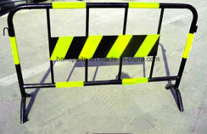Crowd Control Barrier Traffic Barrier Municiple Equipment Temporary Barriers pictures & photos