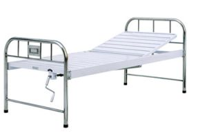 Manual Medical Bed for Stainless Steel (FM-612)