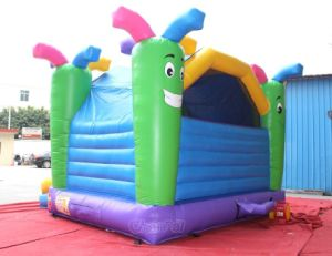 Cartoon Carrot Inflatable Bouncer for Sale Chb719 pictures & photos