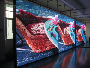 Indoor Outdoor Full Color LED Screen of 5mm (permanent install) pictures & photos