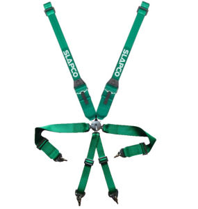 6 Point Racing Seat Belt with Sfi