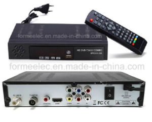 TV Set Top Box DVB-S DVB-T DVB-T2 DVB-S2 FTA Combo pictures & photos