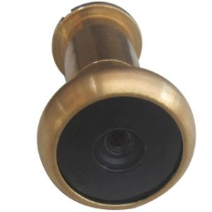 Hidden Brass Front Door Security Cameras for Thick Door (38-58mm) pictures & photos