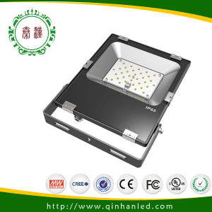 High Quality IP65 30W LED Outdoor Flood Light (QH-FLTG-30W) pictures & photos