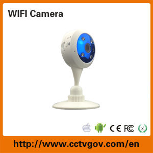 Small Size Colorful Surveillance WiFi Camera pictures & photos