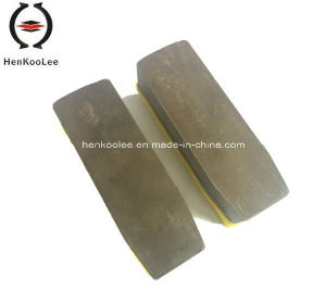 Polished Crystal Tile Special Use Resin Bond Diamond Squaring Abrasive pictures & photos