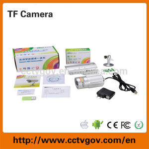 Waterproof CCTV Night Vision Infrared SD Card Security IR Bullet Camcorder pictures & photos
