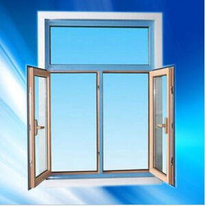 Aluminium Alloy Casement Window Casement Opening pictures & photos