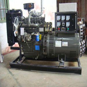 Cummins Engine 80kw 100kVA 6bt5.9-G1 Open Type Marine Diesel Generator with Deepsea Controller pictures & photos