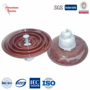 Anti-Pollution Disc Suspension Porcelain Insulator