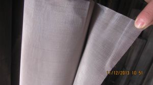 Plain Weave Stainless Steel Wire Mesh, Wire Cloth pictures & photos