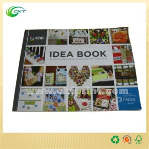 Colorful Book Printing with Offset Printing (CKT-BK-350)