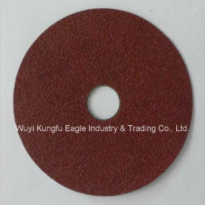 Kexin Aluminum Oxide Grinder Fiber Resin Sanding Disc pictures & photos