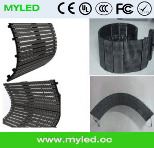 P12.5 Stage Used LED Curtain Display Video Screen pictures & photos